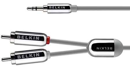 Belkin StereoLink for iPhone