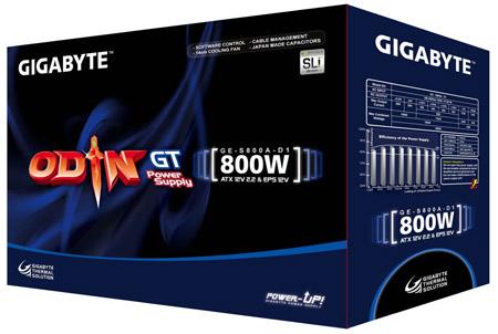 Gigabyte Odin GT box
