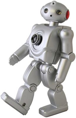 Robot_webcam