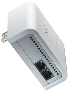 Netgear XE104 powerline four-port switch