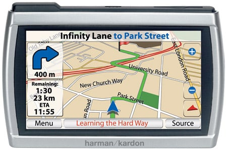 Harman Kardon Guide + Play GPS-500
