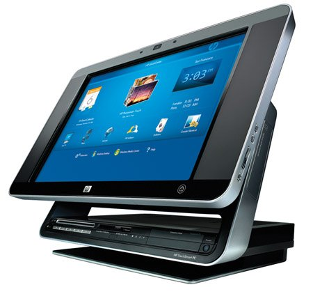HP TouchSmart IQ770 PC