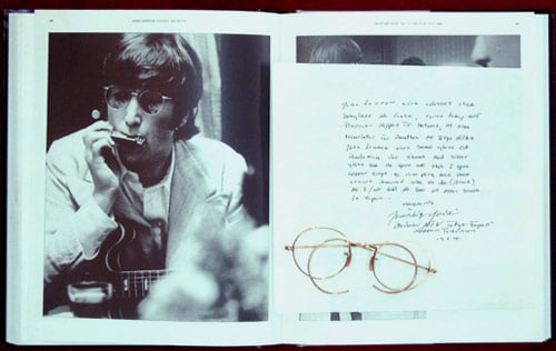John Lennon's specs as seen on 991.com