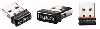 Logitech VX Nano receiver