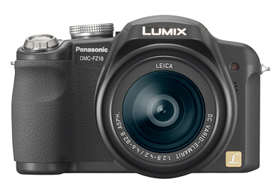LUMIX_DMC_FZ18_front