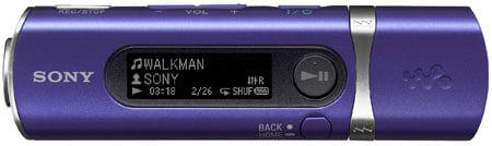 Sony Walkman NWD-B100