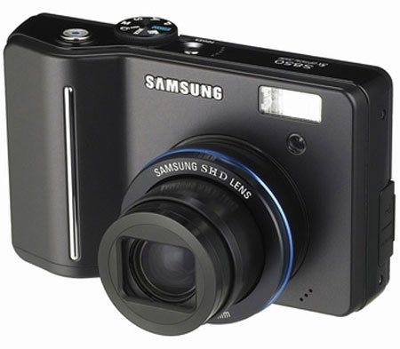Samsung S850 digital camera