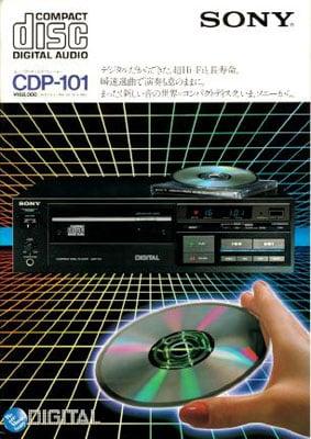 Sony's CDP-101