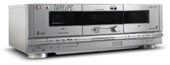 Ion Tape2PC USB cassette deck