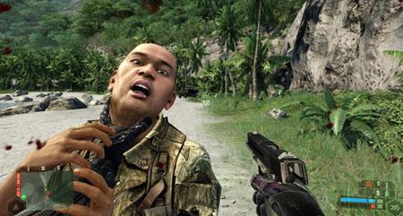 Crytek's Crysis