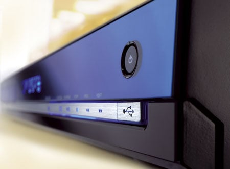 Daewoo DBP-1000 Blu-ray player