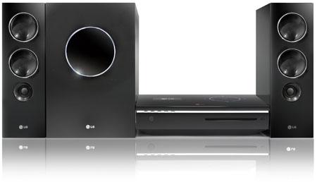 LG J10HD home cinema system