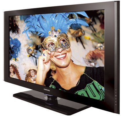 Samsung F9 series 100Hz LCD TV