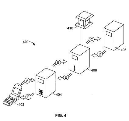 Google patent application: SMS billing