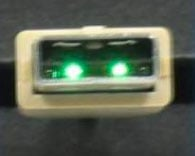 USB 3 optical connector