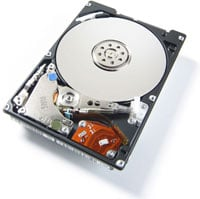hitachi hybrid hard disk