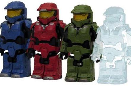 Halo 3 Kubrick set