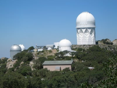 Kitt Peak. Image courtesy of Terasem's Lori Rhodes.