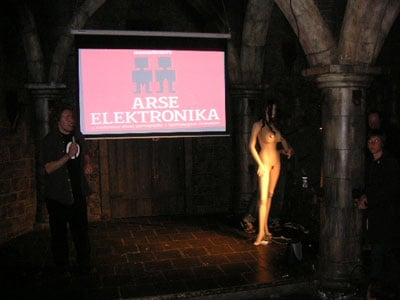 Arse Elektronika
