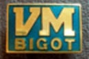VM bigot badge mini