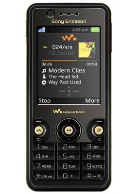 Sony Ericsson W660i mobile phone