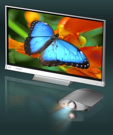 Laser TV