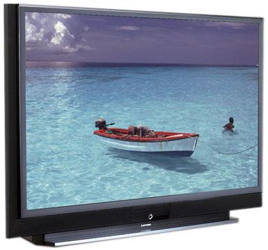 Mitsubishi's Laser TV