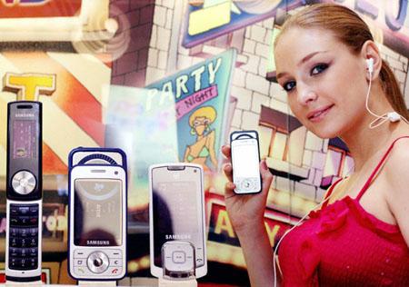 Samsung_SGH_handsets