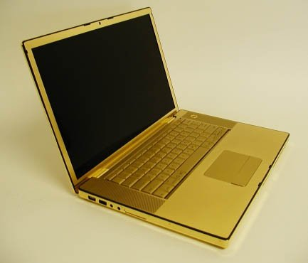 Powermax gold MacBook Pro