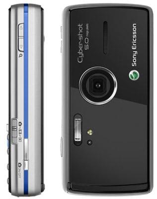 Sony Ericsson K850i mobile phone