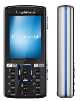 Sony Ericsson K850i mobile phone