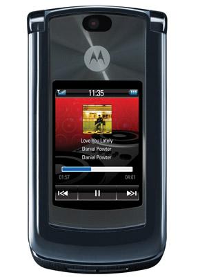 Motorola MOTORAZR2 V8 mobile phone