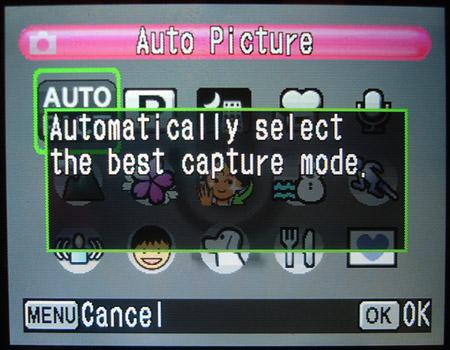 Pentax Optio Z10 digital camera