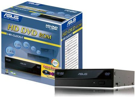 Asus HR-0205T HD DVD drive