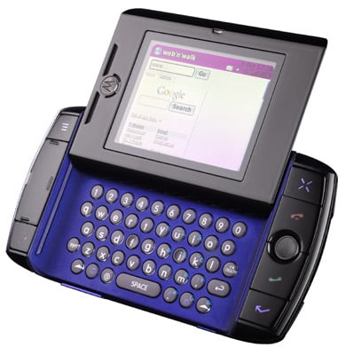 T-Mobile Sidekick Slide mobile phone