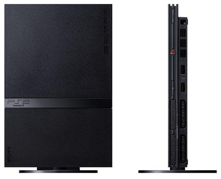 Sony slim PS2