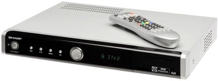 Sharp TU-R160HA Freeview Playback DVR