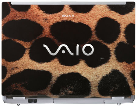 Sony 'Spotted Life' Vaio FZ