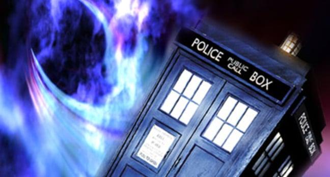 The Tardis: Oooo-eee-ooooo © BBC 1963, Courtesy of BBC Worldwide