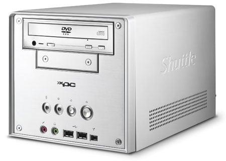 Shuttle SD3002W Linux SFF PC