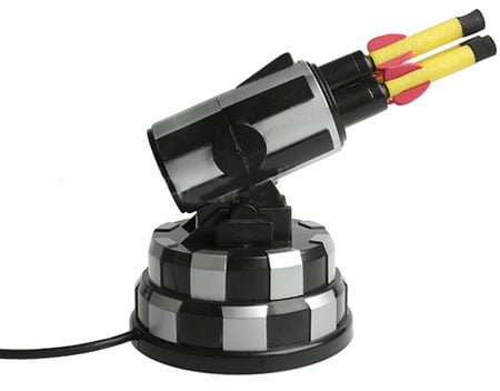 Wireless USB Missile Launcher