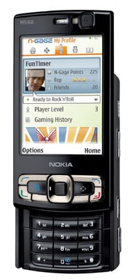 nokia n95 8gb apps