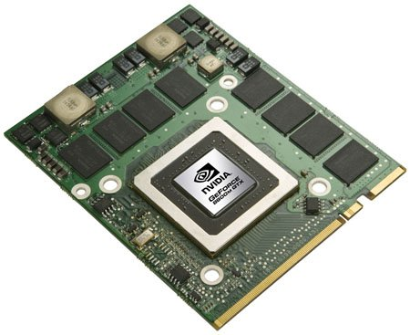 Nvidia GeForce 8800M GTX