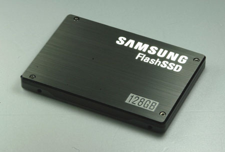 Samsung 128GB SSD