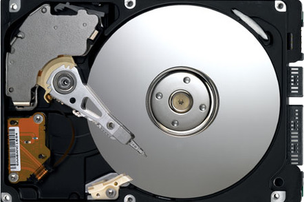Samsung 500GB SpinPoint 2.5in HDD