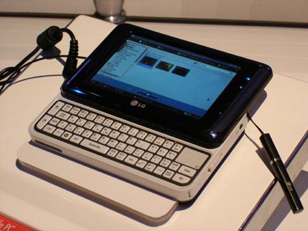 LG's 'Menlow'-based UMPC