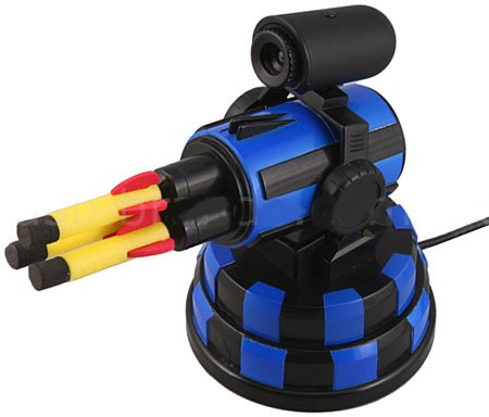 The MSN USB Missile Launcher