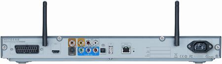 Netgear EVA8000 digital entertainer