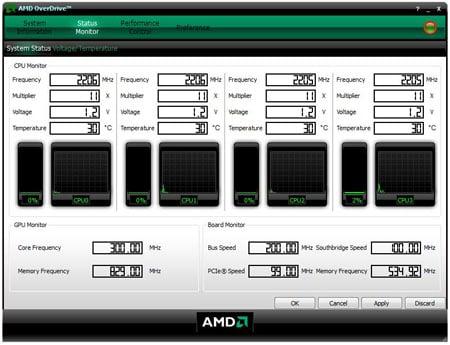 AMD Phenom 9500 processor • The Register