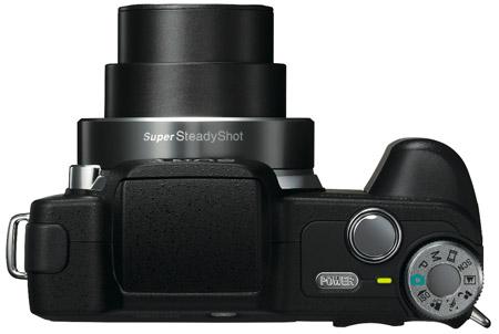 Sony DSC-H3 digital camera